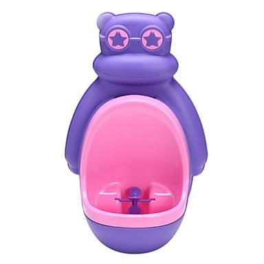 قعادة للأطفال / تصميم جديد / قابل للنقل معاصر / العادي / كرتون بلاستيك / ABS + PC 1PC اكسسوارات المرحاض / ديكور الحمام