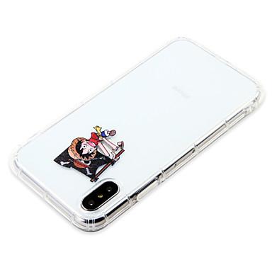 Plus sottile 06760955 retro animati iPhone Per Per iPhone per 8 X Cartoni Custodia Apple 8 iPhone iPhone X Ultra iPhone Morbido 8 TPU 0qxHzB
