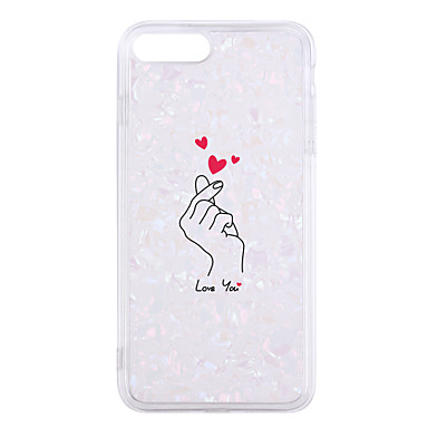 Plus Morbido Custodia disegno TPU iPhone iPhone 06764470 8 cuori X X Cartoni Con per Per retro animati Plus 8 iPhone 8 Apple Per iPhone Fantasia iPhone 8raZYnUwr