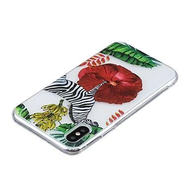 Fantasia per Apple 8 Custodia X iPhone retro X Morbido disegno iPhone iPhone iPhone IMD Animali 8 Plus 06748106 Per 8 iPhone TPU Per FpqxF0