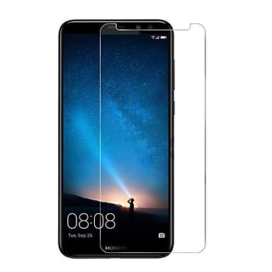 Skjermbeskytter til Huawei Mate 10 pro / Mate 10 lite Herdet Glass 1 stk Skjermbeskyttelse Høy Oppløsning (HD) / 9H hardhet / 2,5 D bøyd kant