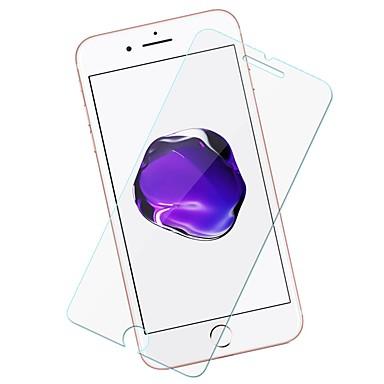Недорогие Защитные пленки для iPhone 6s / 6-AppleScreen ProtectoriPhone 6s Уровень защиты 9H Защитная пленка для экрана 10 ед. Закаленное стекло