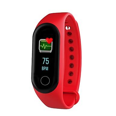 سوار الذكية YY-QW18 إلى Android 4.3 والإصدارات الأحدث / iOS 7 فما فوق رصد معدل ضربات القلب / ضد الماء / رمادي داكن / إسبات الطويل / شاشة لمس / عداد الخطى / تذكرة بالاتصال / متتبع النشاط / متتبع النوم