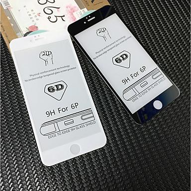 Недорогие Защитные пленки для iPhone 6s / 6 Plus-AppleScreen ProtectoriPhone 6s Plus HD Защитная пленка для экрана 1 ед. Закаленное стекло
