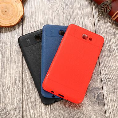 غطاء من أجل Samsung Galaxy J7 Prime IMD غطاء خلفي لون سادة ناعم TPU