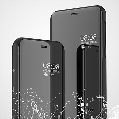 a66738a1bdc00 غطاء من أجل Samsung Galaxy Note 9   Note 8 مع حامل   تصفيح   مرآة. رخيصةأون  ...