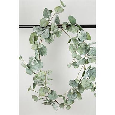 زهور اصطناعية 1 فرع معلقة على الحائط الحديث المعاصر نباتات أزهار الحائط