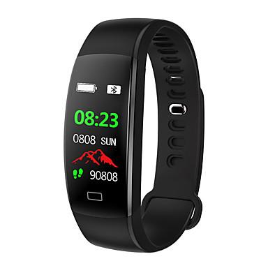 זול שעונים חכמים-BoZhuo F64HR יוניסקס חכמים שעונים Android iOS Blootooth ספורטיבי עמיד במים מוניטור קצב לב מודד לחץ דם כלוריות שנשרפו מד צעדים מזכיר שיחות מעקב שינה תזכורת בישיבה מצאו את המכשירשלי / Alarm Clock