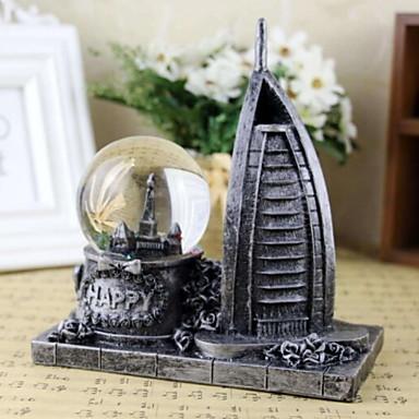هدايا ديكورات المنزل, زجاج معدن الحديث المعاصر إلى الديكورات المنزلية الهدايا 1PC