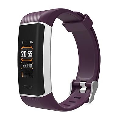 זול שעונים חכמים-BOZLUN W7 חכמים שעונים Android Blootooth GPS ספורטיבי מוניטור קצב לב מסך מגע כלוריות שנשרפו מד צעדים מזכיר שיחות מד פעילות מעקב שינה תזכורת בישיבה / חיישן דופק / שליטה במצלמה / 300-350 / כרונוגרף