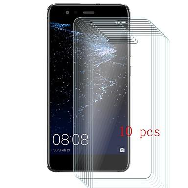 HuaweiScreen ProtectorP10 Lite 9Hقسوة حامي شاشة أمامي 10قطع زجاج مقسي