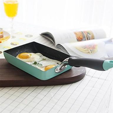 سبيكة ألومنيوم مقالي بسيط المطبخ الإبداعية أداة أدوات أدوات المطبخ Everyday Use لأواني الطبخ 1PC