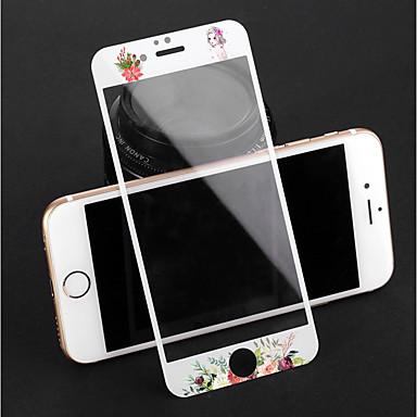 voordelige iPhone screenprotectors-AppleScreen ProtectoriPhone 8 Plus Patroon Voorkant screenprotector 1 stuks Gehard Glas