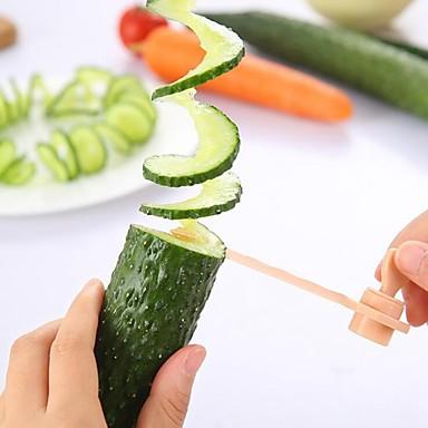 PP(פוליפרופילן) כלים לפירות וירקות Creative מטבח גאדג'ט כלי מטבח כלי מטבח עבור ירקות 1pc