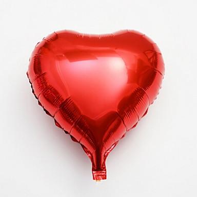 عطلة زينة عيد الحب كائنات ديكور ديكور / كوول أحمر 1PC