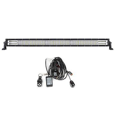 Lights Maker 1 قطعة كيبل الأتصال سيارة لمبات الضوء 624 W SMD 3030 260 LED ضوء العمل من أجل عالمي جميع الموديلات كل السنوات
