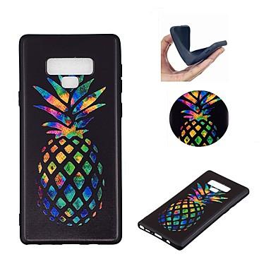 voordelige Galaxy Note-serie hoesjes / covers-hoesje Voor Samsung Galaxy Note 9 Patroon Achterkant Fruit Zacht TPU