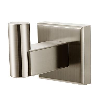 خطاف الروب كوول معاصر / الحديث الفولاذ المقاوم للصدأ / ستانلس ستيل 1PC - حمام مثبت على الحائط
