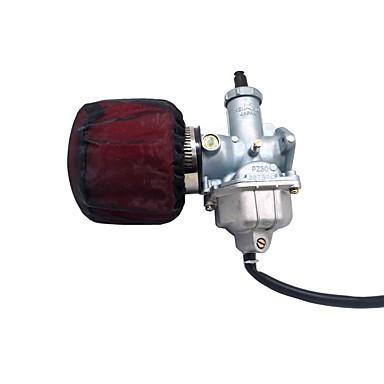الهواء النظيف فلتر الهواء غطاء pz30 الكربوهيدرات ل محرك cg200 150 200 250cc الترابية حفرة atv crf110 atv