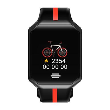 BoZhuo Z66 Pro رجالي سمارت ووتش Android iOS بلوتوث ضد الماء رصد معدل ضربات القلب رمادي داكن إسبات الطويل معلومات المشي عداد الخطى تذكرة بالاتصال متتبع النوم تذكير المستقرة / ساعة منبهة / 200-250