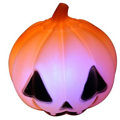 عطلة زينة زينة هالوين هالوين الترفيه / كائنات ديكور ديكور / كوول برتقالي 1PC