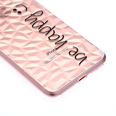 Per X iPhone famose retro disegno Plus X 06878517 Frasi Plus per iPhone iPhone Morbido 8 iPhone 8 Custodia Transparente Per iPhone 8 TPU Fantasia Apple tw4vqWPfI