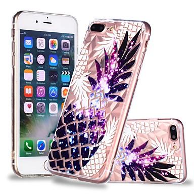 Apple TPU Plus Frutta Per Per Custodia Morbido Plus retro iPhone iPhone per 8 X iPhone iPhone Fantasia 06878515 Transparente 8 iPhone X disegno 8 5w6ppxYA