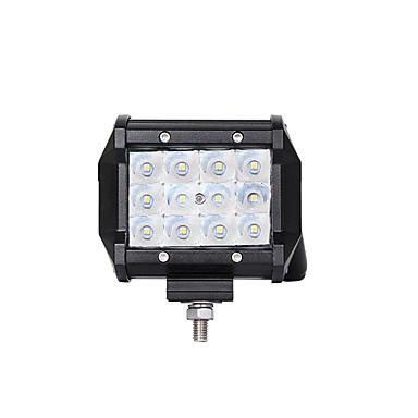 hesapli Motosiklet Aydınlatma-Lights Maker 1 Parça Motorsiklet / Araba Ampul 36 W SMD 3030 12 LED Sis Işıkları Uyumluluk Uniwersalny / Motosiklet Tüm Yıllar