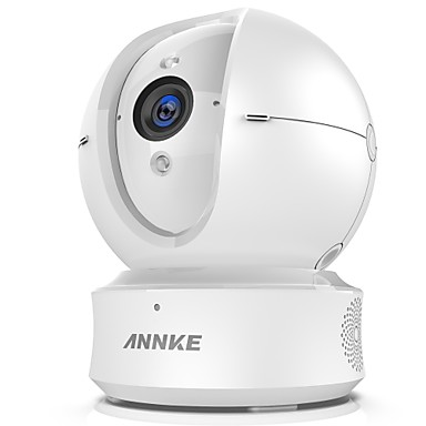 annke® 2.0 النائب 1080p HD مصغرة الذكية واي فاي الأمن كاميرا سحابة تخزين الكاميرا اتجاهين الصوت لا تدعم بطاقة الذاكرة الرقمية المؤمنة 128g
