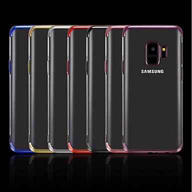 غطاء من أجل Samsung Galaxy J7 Prime / J7 (2017) / J7 (2016) تصفيح / شفاف غطاء خلفي لون سادة ناعم TPU