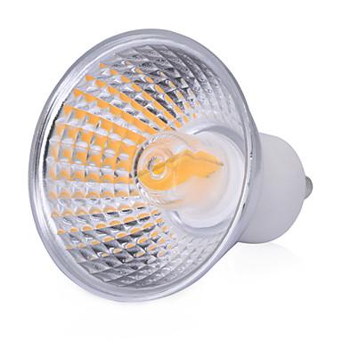 YWXLIGHT® 1pc 5 W 500 lm GU10 / MR16 LED reflektori 1 LED zrnca COB Zatamnjen Toplo bijelo / Hladno bijelo / Prirodno bijelo 220-240 V / 110-130 V