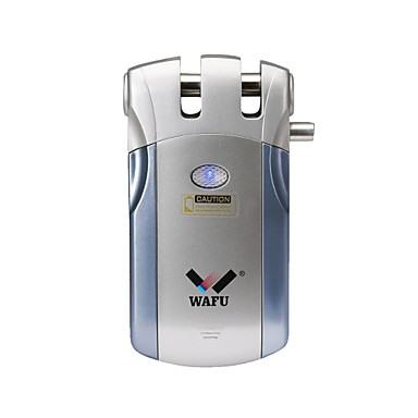 halpa Lukitusjärjestelmät-wafu® langaton älykäs kaukosäädinlukko avaimeton sisäänkäynti ovilukko kaukosäätimen lukitus (wf-018) 4 kaukosäätimen näppäintä
