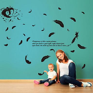 فيلم نافذة وملصقات زخرفة العادي / Halloween كلاسيكي PVC ملصق النافذة / غرفة الأطفال / شوب / مقهى