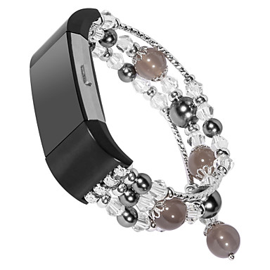 حزام إلى Fitbit Charge 2 فيتبيت تصميم المجوهرات خزفي شريط المعصم