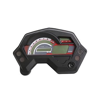 MLS007 دراجة نارية مقياس سرعة الدوران / عداد سرعة إلى دراجة نارية 2012 9-5 مقياس أداة تحديد المسافات بسرعة