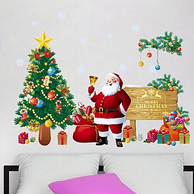 عيد الميلاد الحلي عطلة PVC مربع حزب / حداثة زينة عيد الميلاد