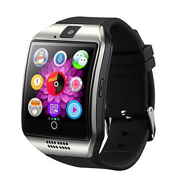 Χαμηλού Κόστους Ανδρικά ρολόγια-Ανδρικά Αθλητικό Ρολόι Ψηφιακό ρολόι Ψηφιακό σιλικόνη Μαύρο / Λευκή / Καφέ Ημερολόγιο Χρονογράφος LCD Ψηφιακό Καθημερινό Μοντέρνα - Λευκό Μαύρο Ασημί / Ταχύμετρο
