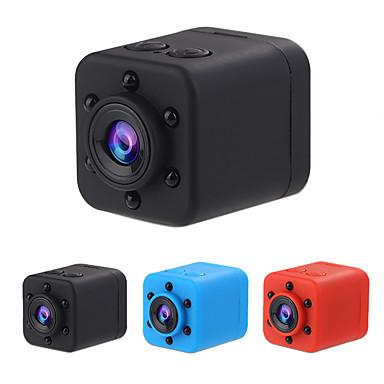 Câmeras de vigilância hd micro home night vision mini câmeras forte instalação de adsorção magnética ccd simulado camera / ir camera