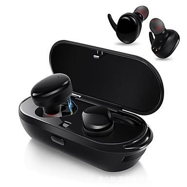 CIRCE L1 في الاذن لاسلكي / بلوتوث 4.2 Headphones سماعة سبائك الألومنيوم7005 / PP+ABS / معدن الهاتف المحمول سماعة الرياضة و الخارج / ستيريو / السائقين المزدوجة سماعة