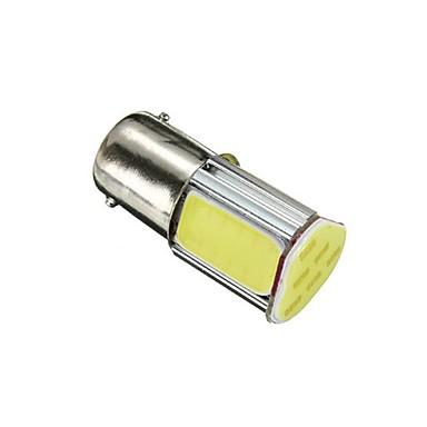 billige Bil Tågelygter-1pcs 1156 Bil Elpærer 5 W COB 400 lm 4 LED Tågelys / Bremselygter / Tilbagevendende (backup) lys Til Universel Alle år