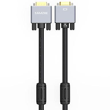 economico VGA-Samzhe VGA Cavi, VGA a VGA Cavi Maschio / maschio 1080P 3.0M (10 piedi)