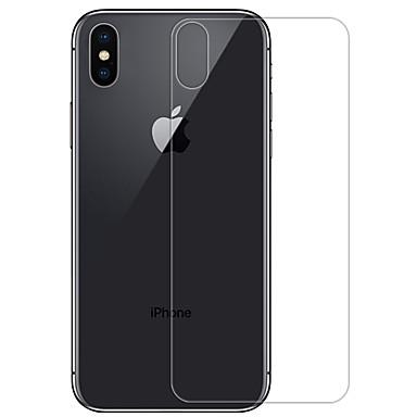 voordelige iPhone X screenprotectors-nillkin screen protector voor apple iphone xs max gehard glas 1 st rug protector 9h hardheid / explosieveilige / krasbestendig