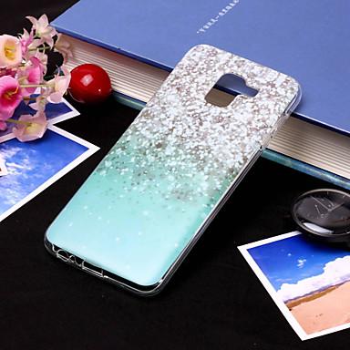 voordelige Galaxy J-serie hoesjes / covers-hoesje Voor Samsung Galaxy J8 (2018) / J7 (2017) / J7 (2018) IMD / Patroon Achterkant Kleurgradatie Zacht TPU