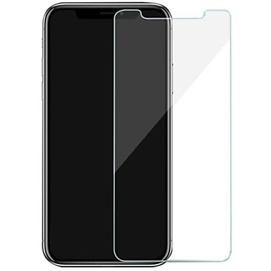 voordelige iPhone X screenprotectors-AppleScreen ProtectoriPhone XS 9H-hardheid Voorkant screenprotector 1 stuks Gehard Glas