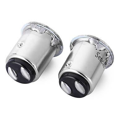 voordelige Motorverlichting-SENCART 2pcs BA15S (1156) / BAY15D (1157) / BAU15S Motor / Automatisch Lampen 2 W SMD 3014 180 lm 22 LED Richtingaanwijzerlicht / Achterlicht Voor