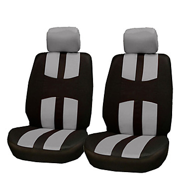 cheap Automotive Interior Accessories-Car Seat Covers Seat Covers Gray / Red / Blue Fabric Business / Common For universal Universal Universal
