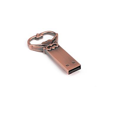 economico Chiavette USB-16GB chiavetta USB disco usb USB 2.0 Metallo Irregolare Dispositivi senza fili di memoria