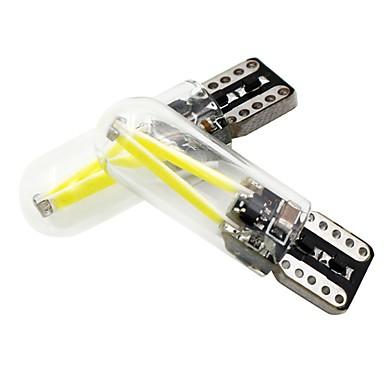voordelige Motorverlichting-2pcs T10 Motor / Automatisch Lampen 2 W COB 80 lm 2 LED Remlichten Voor