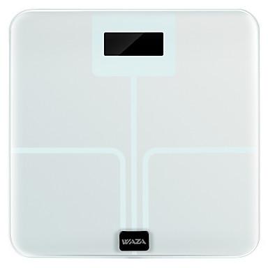 Недорогие Красота и здоровье-2019 новый waza умный весы здоровье баланс Bluetooth 4.1 цифровой вес поддержки поддержки приложения управления
