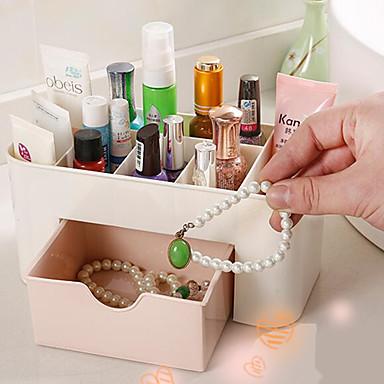 Fantastisk Billig Opbevaring til smykker og makeup Online | Opbevaring til YB75